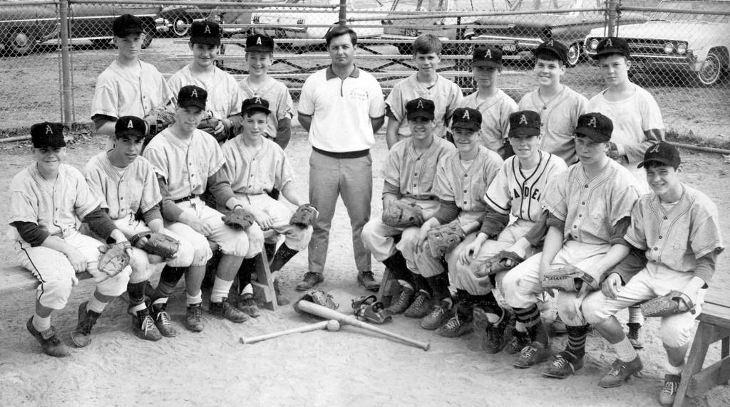 Norfolk Academy JO Baseball Team
