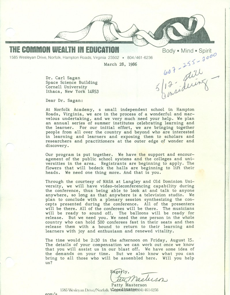 Commonwealth Letters 007