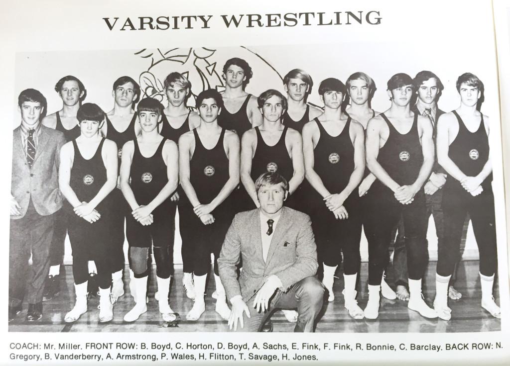 Wrestling 1971